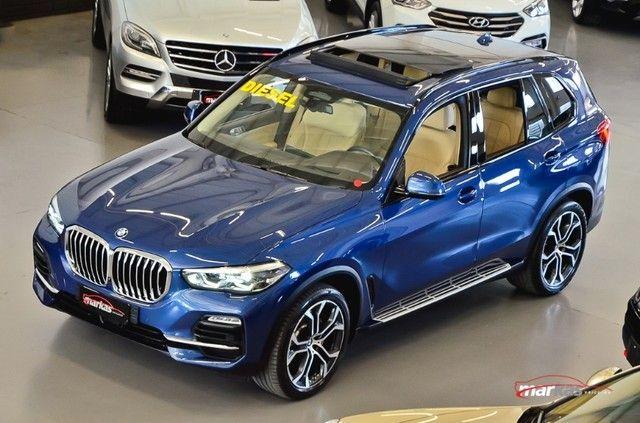 BMW X5 3.0 XDRIVE30D 265HP TETO 4X4 UNICO DONO 17 MIL KM 4P - Foto 3