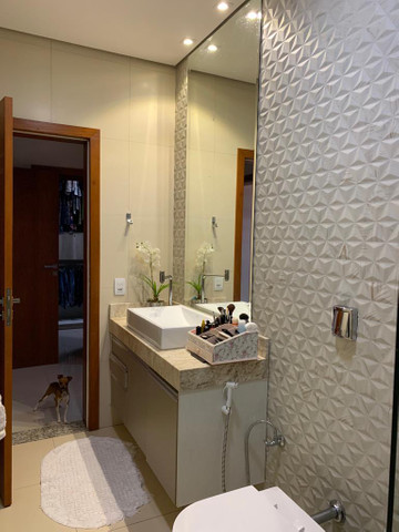 Casa com 5 dormitórios à venda, 350 m² por R$ 1.600.000,00 - Residencial Aquarela Brasil - - Foto 17