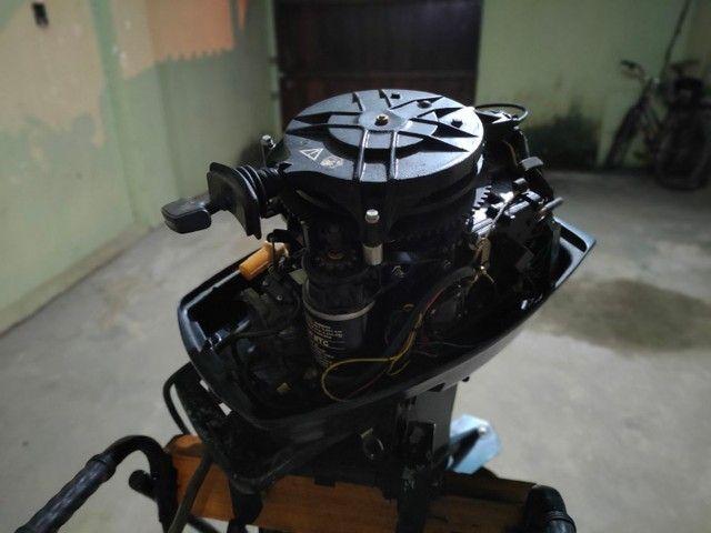 Motor popa Everund 30HP Elétrico  - Foto 15