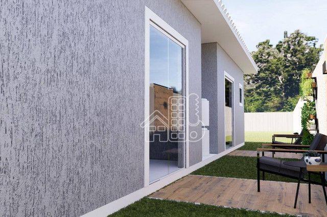Casa com 3 dormitórios à venda, 100 m² por R$ 495.000,00 - Jardim Atlântico Leste (Itaipua - Foto 13