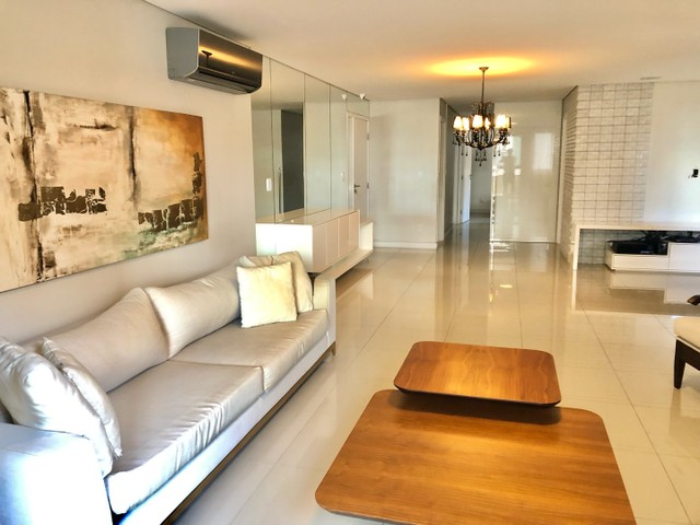Apartamento com 3 suítes + Lavabo + varanda gourmet