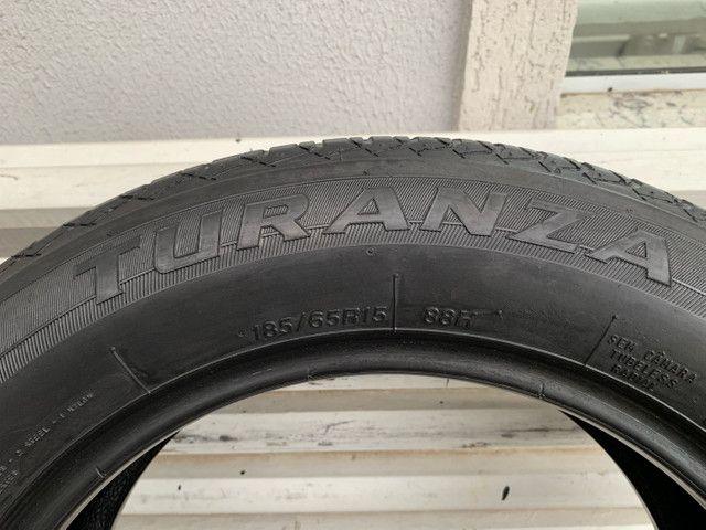 Par 185/65/15 Bridgestone Turanza - Loja 02 - ( 185 65 15 ) - Foto 3