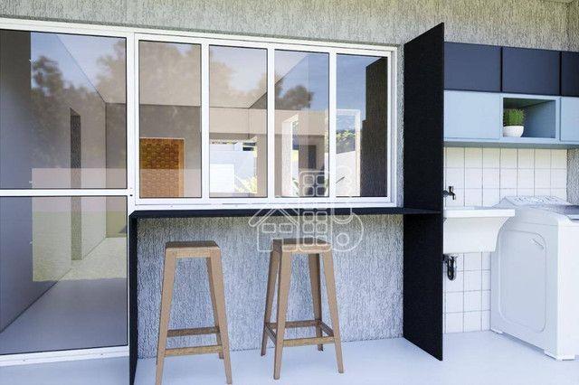 Casa com 3 dormitórios à venda, 100 m² por R$ 495.000,00 - Jardim Atlântico Leste (Itaipua - Foto 19
