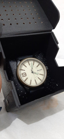 Relógio Masculino Diesel Original