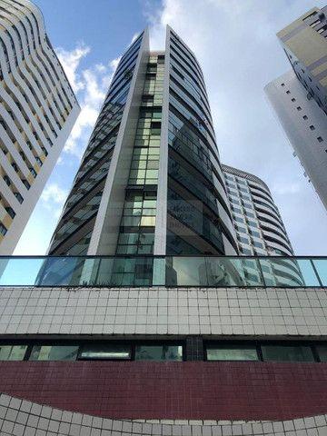 Apartamento com 3 quartos à venda, 127 m² por R$ 650.000 - Boa Viagem - Recife