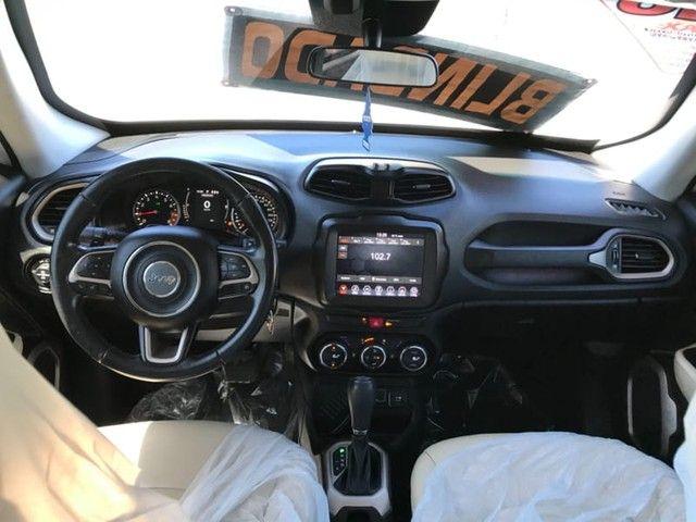 Jeep Renegade Longitude 1.8 Flex Automatico 2016 - Foto 8
