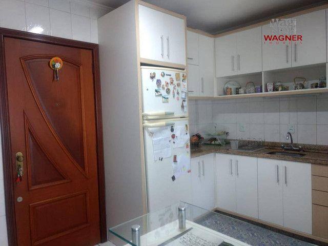 Apartamento com 3 dormitórios à venda, 116 m² por R$ 649.000 - Balneário - Florianópolis/S - Foto 8