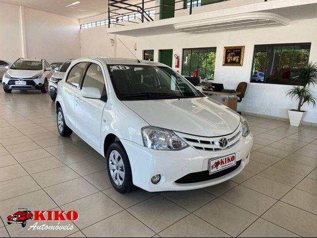 Toyota ETIOS XS 1.3 Flex C/ 56 Mil Km