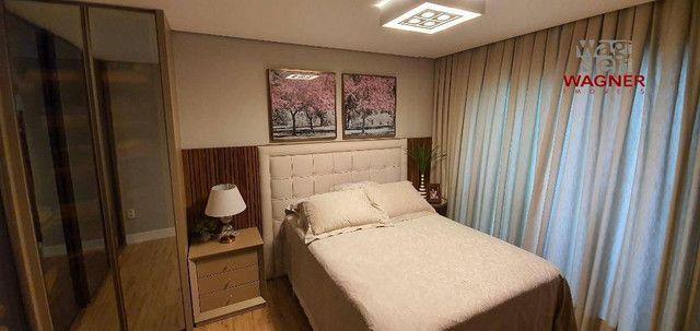 Apartamento com 3 dormitórios à venda, 116 m² por R$ 975.000 - Balneário - Florianópolis/S - Foto 6