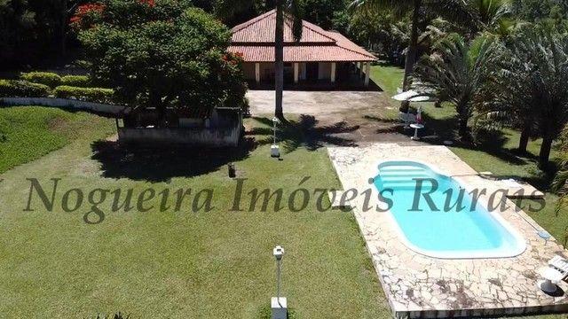 Maravilhosa chácara com 20.000 m², ótima casa, local tranquilo (Nogueira Imóveis Rurais) - Foto 3