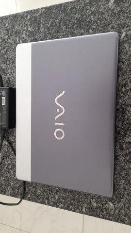 Notebook Vaio c14 i5 8gb 1tb prata e azul - Foto 2