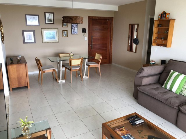 Aluguel Apartamento 180m², Nascente, 3 Suítes, Decorado e Mobiliado, em Patamares, Salvado - Foto 3