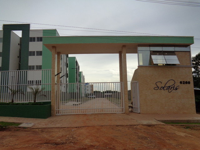 Apartamento no Condominio Solaris Residence City no Bairro Uruguai, Teresina-PI