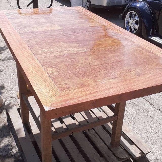 Mesas prancha madeira  - Foto 5
