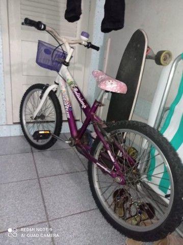 Bike feminina para criança ARO20