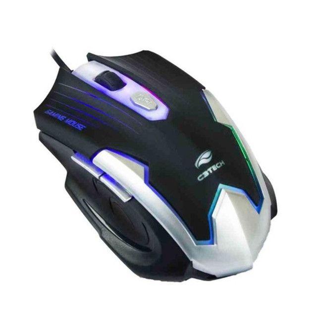 Mouse Gamer USB C3Tech MG-11 - Foto 4
