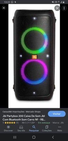 Alugo JBL Partybox 200