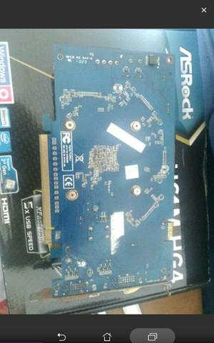 Placa de Video Geforce 9800