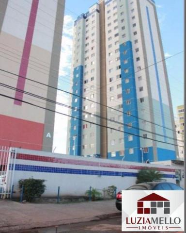 Apartamento de 2 quartos em Samambaia Norte. Desocupado em condomínio fechado. Res. Oasis