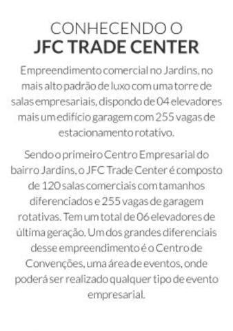 Vendo Sala 259m2 Comercial de Luxo Em Alto Padrão no JFC TRADE CENTER R$3.000.000,00 - Foto 7