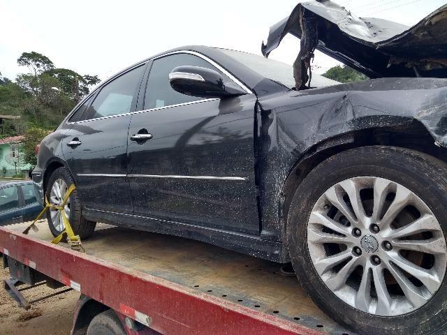 Sucata Hyundai Azera 3.3 v6 Para retirada de peças Com nota e garantia - Foto 2