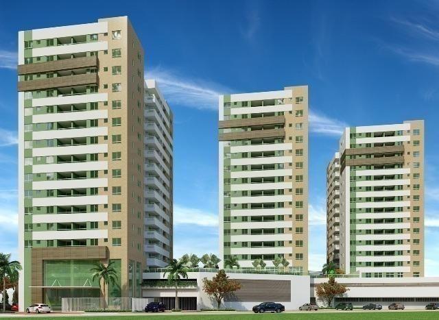 Easy no Luzia - Apartamento com 3/4 com até 2 suites - 78 m - Entrega 2018