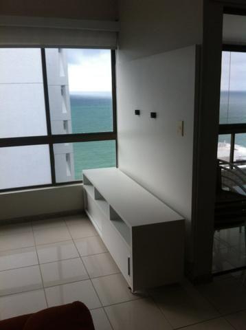 Apartamento reformado próximo à beira-mar