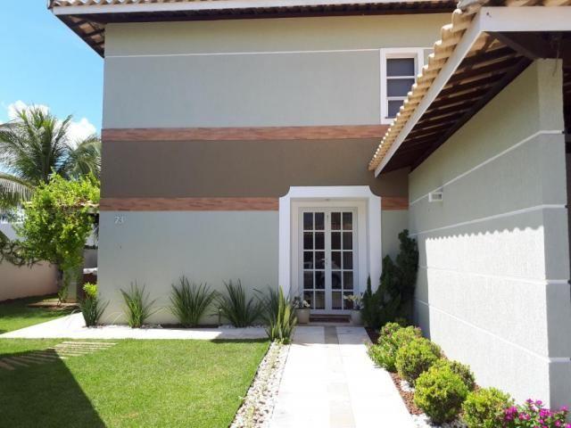 Maravilhosa casa duplex no Sun Ville na Atalaia - 3 suites - Foto 4