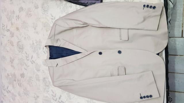 853e3a0c8e Blazer Resumo slim sport e camisa social novos - Roupas e calçados ...