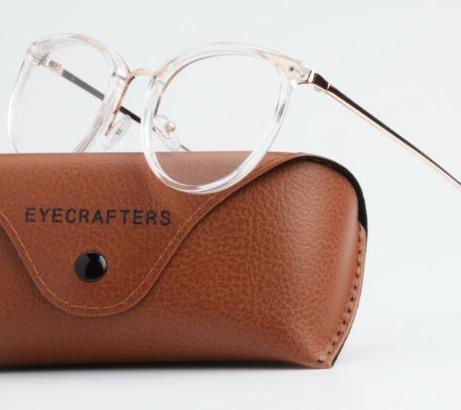 17573a45f Armação de Óculos de Grau Transparente - Novo - Bijouterias ...