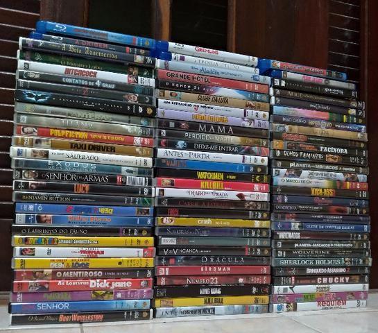 DVDs e Blu-ray (filmes e séries) - CDs, DVDs etc - Res