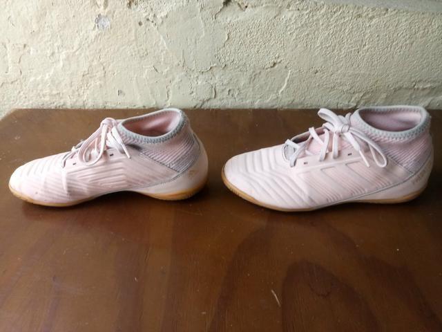f17e0388a0654 Chuteira Futsal adidas Predator Tango 18.3 IC - Infantil - Esportes ...