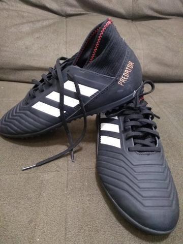 99f210f6e Chuteiras Nike mercurial Adidas CR7 futsal i socayt falar cm Daniel ...