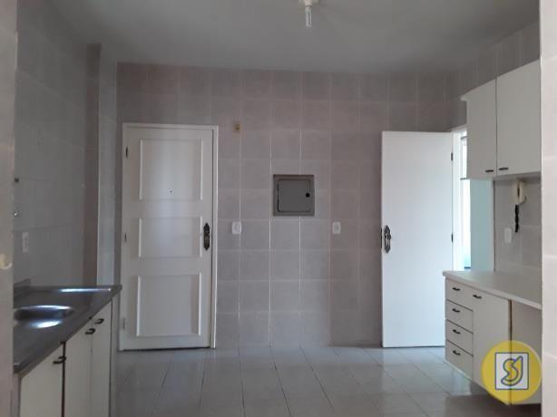 Apartamento para alugar com 3 dormitórios em Papicu, Fortaleza cod:24522 - Foto 4