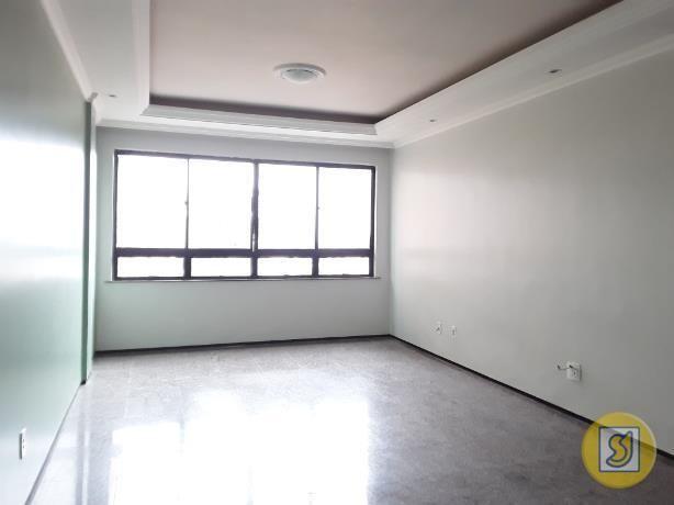 Apartamento para alugar com 3 dormitórios em Papicu, Fortaleza cod:24522 - Foto 2