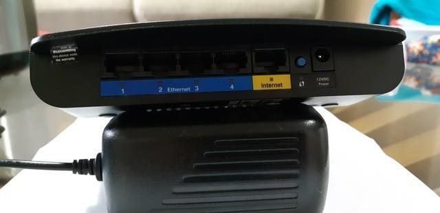 Roteador WiFi CISCO