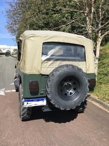 Jeep Willys 1957 4 marchas 4cc - Foto 13