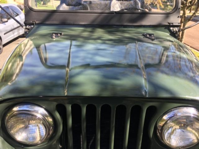 Jeep Willys 1957 4 marchas 4cc - Foto 9