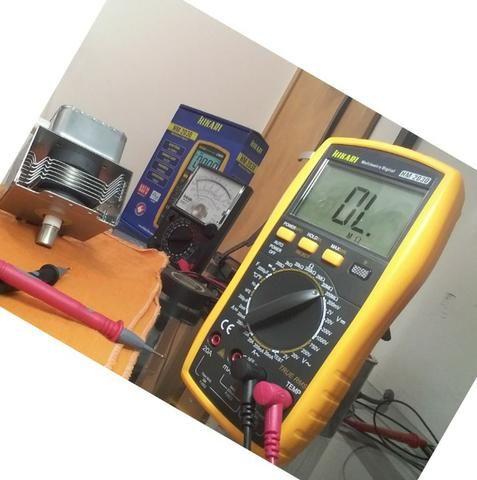 Conserte seu microondas com quem tem mais de 10 anos de experiência !!! - Foto 3