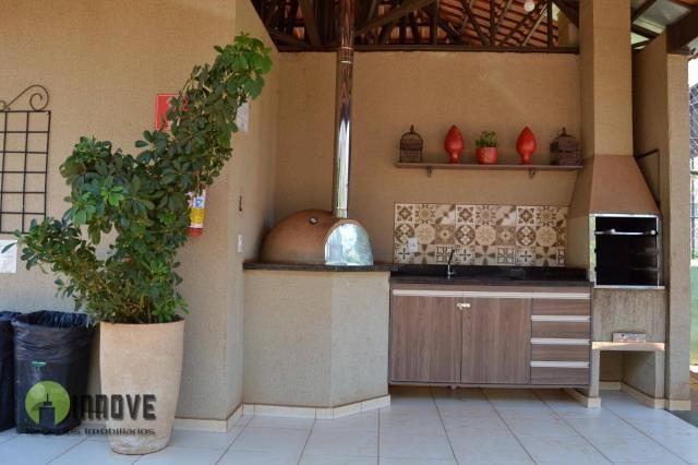Apartamento com 2 dormitórios para alugar, 50 m² por r$ 700/mês - condomínio vitta - sertã - Foto 13