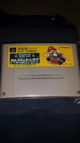 Jogo pra super Nintendo