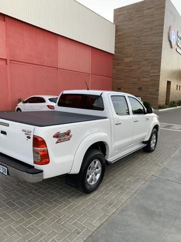 HILLUX 2012 SRV 3.0 automática ESTADO DE ZERO! - Foto 4