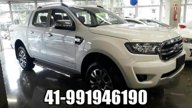 Ford Ranger CD Limited 4x4 3.2 Diesel Automatica 2019/20