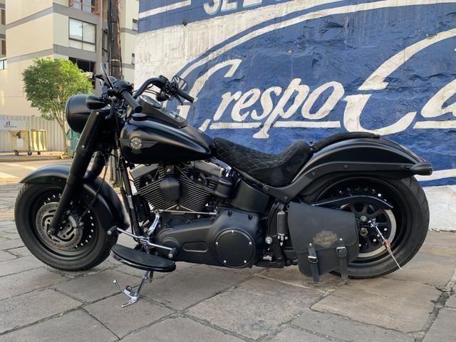 Harley Davidson Fat Boy 1600 Raridade - Foto 3