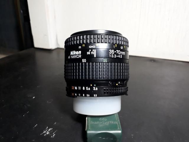 Lente Nikon 35-70mm - Foto 5