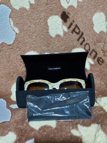 Óculos de sol dolce e gabbana original