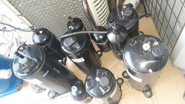 Vendo compressores para centrais - Foto 2