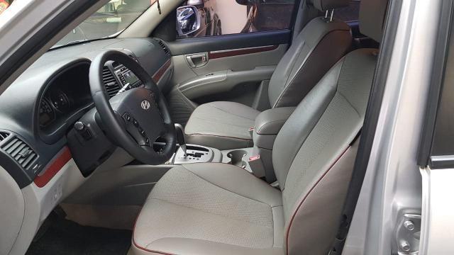 HYUNDAI SANTA FÉ 2008/2009 2.7 MPFI GLS 7 LUGARES V6 24V GASOLINA 4P AUTOMÁTICO - Foto 8
