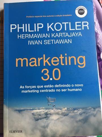Livro Marketing 3.0 - Philip Kotler - Foto 2
