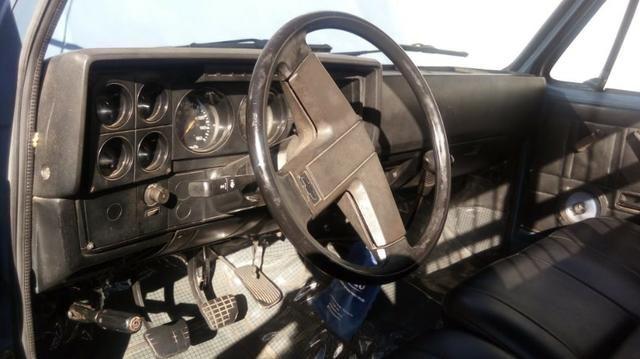 Chevrolet D 40 ano 1989 hidráulico - Foto 6